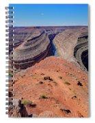 Goosenecks State Park Spiral Notebook