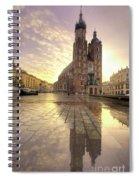 Gothic Church Spiral Notebook