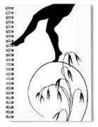 Gottliche Jugen Ein Tag Aus Dem Sonnenlande By Diefenbach Spiral Notebook