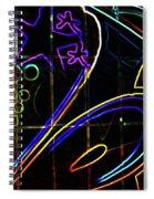 Graffiti 10 Spiral Notebook