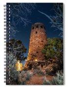 Grand Canyon Desert Tower Spiral Notebook