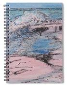 Grand Marais. Artist's Point Spiral Notebook
