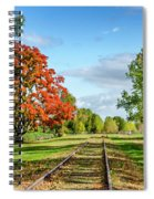 Grand-pre National Historic Site Spiral Notebook
