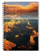 Grandview Point 3 Spiral Notebook