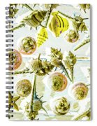 Graphically Aquatic Spiral Notebook