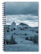 Grasslands Cathedral Spiral Notebook