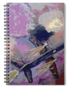 Great Escape Spiral Notebook
