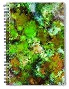 Green Scene Spiral Notebook
