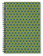 Grid Number 1 Spiral Notebook