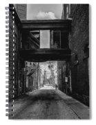 Gritty City  Spiral Notebook