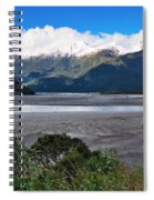 Haast Valley - New Zealand Spiral Notebook