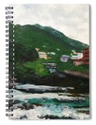 Hakone In Natural Splendor Spiral Notebook