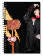 Halloween Party Spiral Notebook