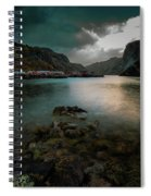 Hamnoy, Lofoten Islands Spiral Notebook
