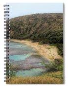 Hanauma Bay Beach Park Spiral Notebook