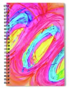 Happy Genes Spiral Notebook