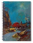 Harbor Spiral Notebook