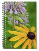Harmony In Nature Spiral Notebook