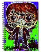Harry Potter Pop Spiral Notebook