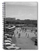 Havana Bus Park Spiral Notebook