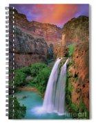Havasu Falls Spiral Notebook