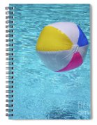 Have A Ball Spiral Notebook