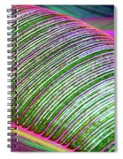 Hawaii Plants And Leaves Spiral Notebook