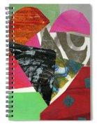 Heart #43 Spiral Notebook