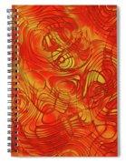 Heatwave Spiral Notebook