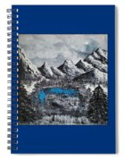 Heaven On Earth Number Four Spiral Notebook