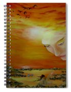 Heavenly Protection Spiral Notebook