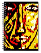 Her Multicultural Face Spiral Notebook