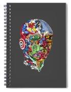 Heroic Mind Spiral Notebook