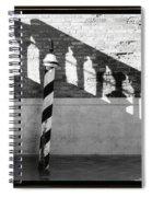 Hidden Passages Venice Viii    Spiral Notebook