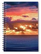 Hidden Spark Spiral Notebook