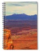 High Desert Spiral Notebook