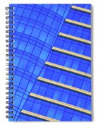Hilton Blues Spiral Notebook