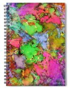 Hinge Spiral Notebook