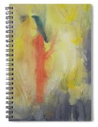 Hint And Whisper Of Degas In My Melbourne Spiral Notebook