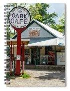 Historic Oark General Store Spiral Notebook