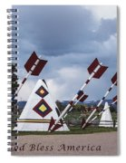 Hogan Spiral Notebook