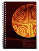 Hohokam Pottery At Pueblo Grande Spiral Notebook