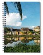 Hoi An Riverside Spiral Notebook
