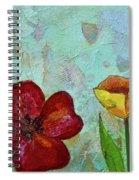 Holland Tulip Festival IIi Spiral Notebook