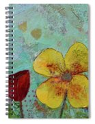 Holland Tulip Festival Iv Spiral Notebook