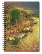 Hometown Glow Spiral Notebook