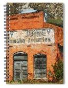 Honey Store  Spiral Notebook