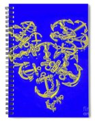 Hook Line And Sinker Spiral Notebook