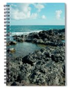 Hookipa Song Of The Sea Spiral Notebook