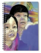Hope In Troubled Times Spiral Notebook